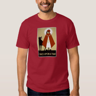 Once Upon a Time - WPA Poster - T-shirt