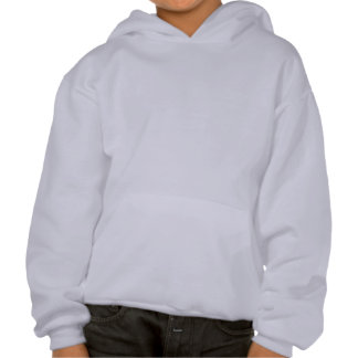 Once you pop kids hoodie