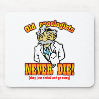 Oncologists Mouse Pad