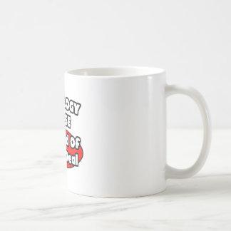 Oncology Nurse...Big Deal Coffee Mugs