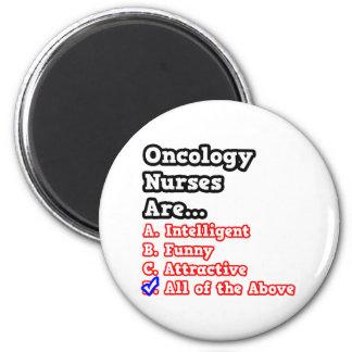 Oncology Nurse Quiz...Joke Refrigerator Magnets