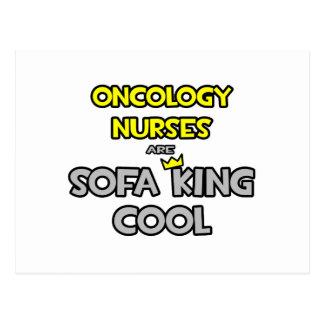 Oncology Nurses Are Sofa King Cool Postcard