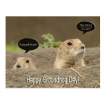 One a year, Groundhog Day