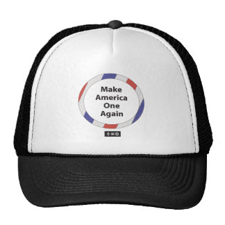 One America Trucker Hat