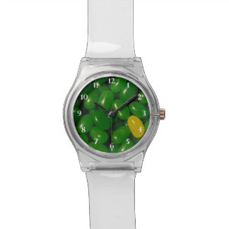 One Among Many Jellybeans Wristwatch