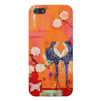 """One And Only"" original Kathe Fraga painting iPhone 5 Case"