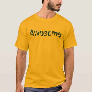 One Awesome t-shirt