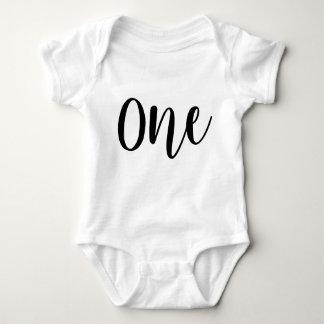 One Baby Baby Bodysuit