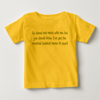 One Bad Mamo Shirts