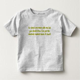 One Bad Mamo T Shirts