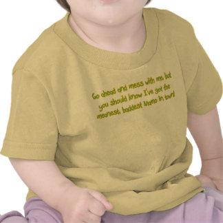 One Bad Mamo Tee Shirt