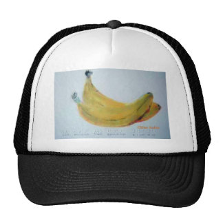 One Banana, Two Banana Cap