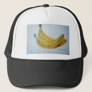 One Banana, Two Banana Trucker Hat