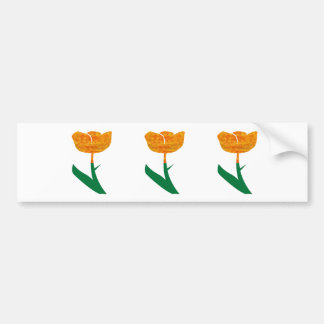 One Beautiful FLOWER to GIFT Bumper Sticker