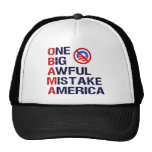 One Big Awful Mistake, America Cap