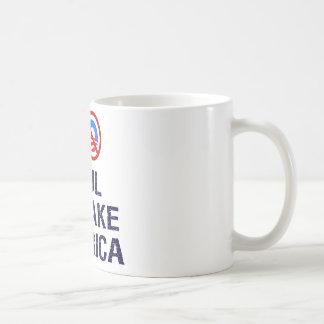 One Big Awful Mistake, America Coffee Mug