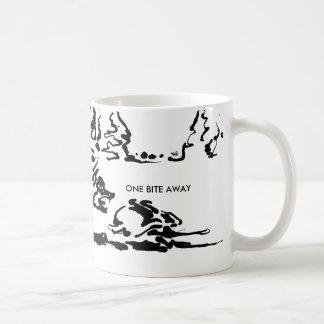One bite away - Wild animal Mug