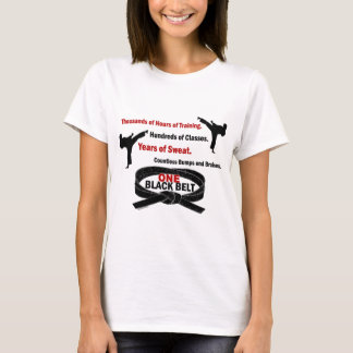 ONE Black Belt 1 KARATE T-SHIRTS & APPAREL