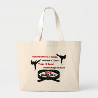 ONE Black Belt 1 KARATE T-SHIRTS & APPAREL Bag