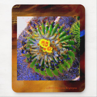 ONE BLOOMIN CACTUS MOUSEPADS