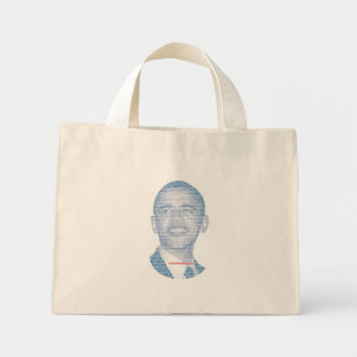 ONE BOLD AMERICAN MAKES A DIFFERENCE TOTE BAGS