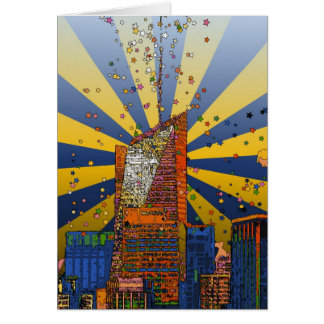 One Bryant Park / Bank of America Tower 001 Greeting Card