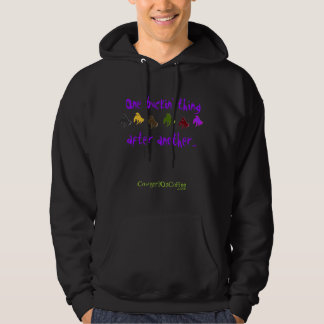 One buckin' thing after another... - UniSex Hoodie