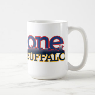 One Buffalo Coffee Mug
