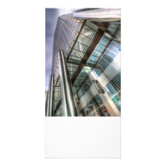 One Canada Square London Photo Cards