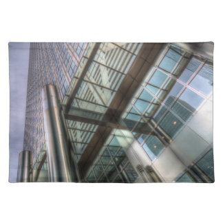 One Canada Square London Placemat