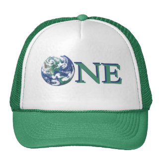 ONE TRUCKER HAT