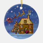 One Christmas Night Ornaments