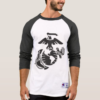 One-Color EGA - Black T-Shirt