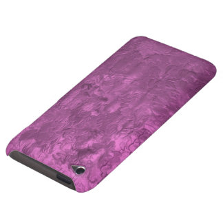 one color painting,pink iPod touch cases