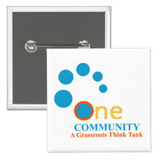 One Community Think Tank Square Button