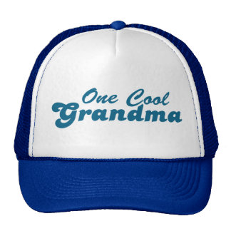 One Cool Grandma Mesh Hat