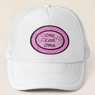 One Cool Oma Trucker Hat