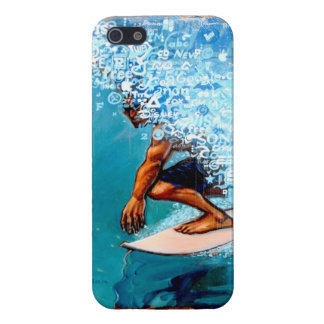 One Cool Surfer Dude Case For iPhone 5/5S