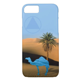 """One Day at a Time"" Camel iPhone-6 Cover"