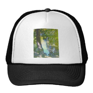 One Day at a Time Duck Pond Mesh Hats