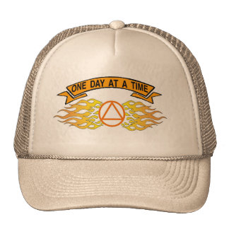 ONE DAY AT A TIME MESH HATS