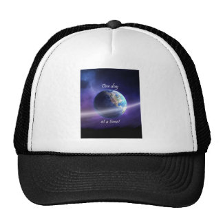 One Day At a Time Mesh Hat