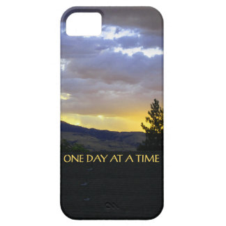 One Day at a Time July Sky Case For The iPhone 5