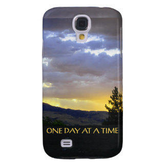 One Day at a Time July Sky Galaxy S4 Case