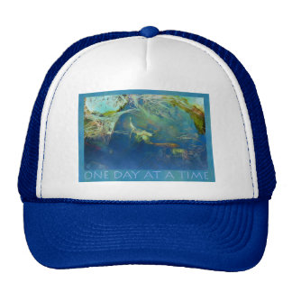 One Day at a Time Koi Pond Hats