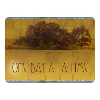One Day at a Time Oaks Invitation
