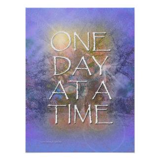 One Day at a Time (ODAT) Poster
