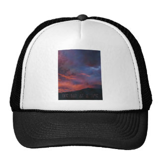 One Day at a Time - Quiet Sunrise Hats