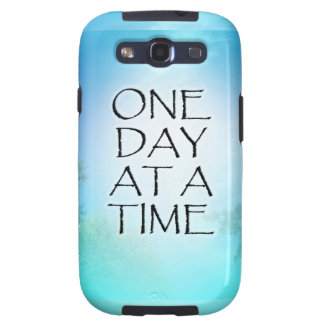 One Day at a Time September Sky Galaxy S3 Cover