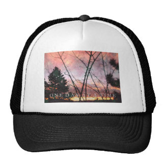 One Day at a Time Thanksgiving Sunrise Hats